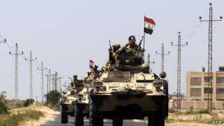 الدبابات المصرية تقف في وجه أعداء حفتر