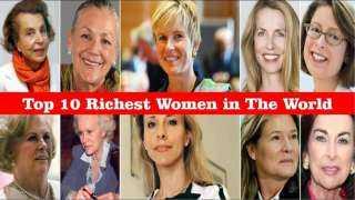  أغنى النساء العصاميات في العالم