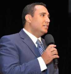 محمد مجدي صالح يدعو المجتمع الدولي بالوقوف مع لبنان في نكبته