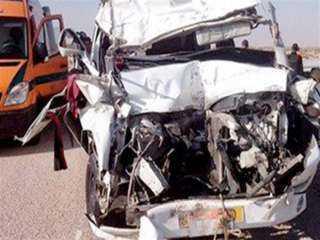 إصابة 15 شخصا فى حوادث متفرقة بمطروح