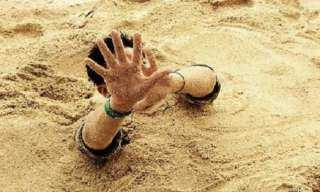 مصرع حارس أمن بمنطقة أثرية بالدقهلية: «غرق في الرمال المتحركة»