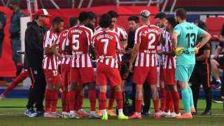 تشكيلة أتلتيكو مدريد الرسمية لملاقاة إيبار في الدوري الإسباني