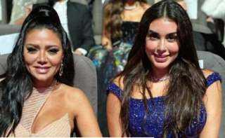 رانيا يوسف تهنئ ياسمين صبري بعيد ميلادها الـ 33