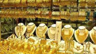سعر الذهب يتراجع جنيهان لكل جرام وعيار 21 يواصل النزيف