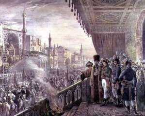 تعرف علي الإحتفال التاريخي للمولد النبوي بمصر علي يد نابليون بونابرت