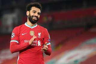 محمد صلاح يتواجد في قائمة أغلي لاعبي العالم وفقاً لشبكة KPMG