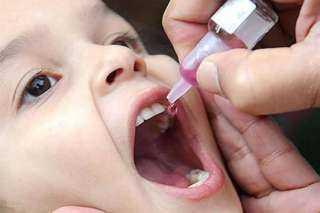 وزيرة الصحة : حملة التطعيم ضد شلل الأطفال الأحد المقبل وتستهدف 16.7 مليون طفل