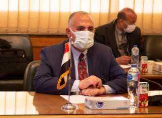 وزير الري يستقبل منسق الرئاسة الكونغولي للدفع بمسار المفاوضات