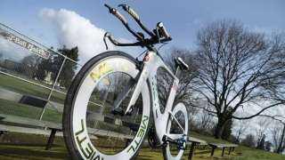 إطار دراجة يستخدم تقنية ناسا للتغلب على الثقوب