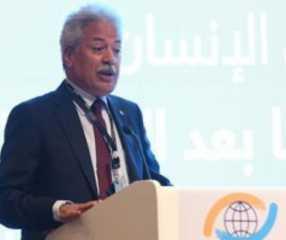 """رئيس """"حقوق الإنسان"""" بالنواب يدعو المؤسسات التشريعية بأوروبا وأمريكا لزيارة مصر"""
