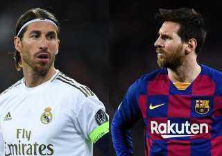 بث مباشر.. مباراة ريال مدريد وبرشلونة في الدوري الإسباني