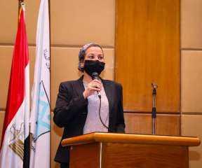 وزيرة البيئة تشهد مراسم توقيع تنفيذ وحدة غاز حيوى بحديقة الحيوان بالجيزة