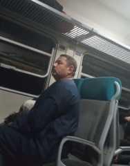 أول رد من متحرش القطار بالفعل الفاضح «عندي كبت»