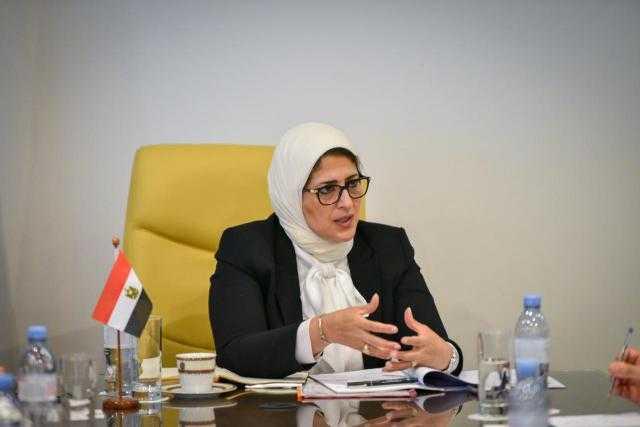 وزيرة الصحة: القضاء على فيروس الإيدز بحلول عام 2030
