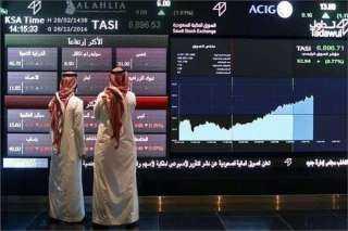 أخر تطورات المؤشر العام لسوق الأسهم السعودية