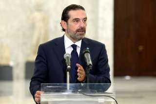 """الرئاسة اللبنانية :الحريري """"لم يكن مستعدا لبحث أي تعديل """""""