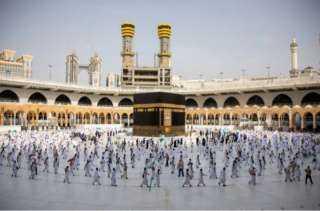 """الصحة : لم يتم تسجيل إصابات بفيروس """" كورونا """" بين الحجاج والمصليين بالسعودية"""