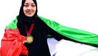إلغاء مشاركة الإماراتية فاطمة الحوسني في أولمبياد طوكيو