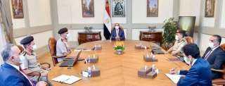 الرئيس السيسي يتابع جهود ترميم وتجديد مقامات وأضرحة آل البيت