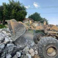 محافظ المنيا يشدد على تكثيف الحملات الميدانية للتصدى لحالات التعدي علي الأراضي الزراعية
