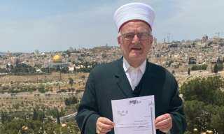 اقتحام منزل خطيب المسجد الأقصى بعد تصريحاته حول «صلاة اليهود الصامتة»