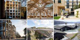بالصور .. مسجد في بريطانيا مرشح لنيل جائزة عالمية