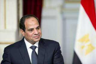 الرئيس السيسي: كل الشقق والمحلات في مصر تدفع رسوم نظافة 800 مليون جنيه فقط 