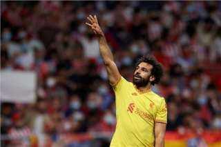 صلاح يكسر رقم جيرارد وينفرد بلقب الهداف التاريخي لليفربول في دوري الأبطال