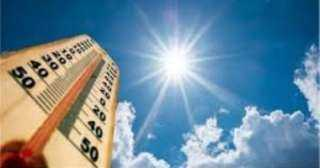 درجات الحرارة اليوم الأربعاء  فى مصر