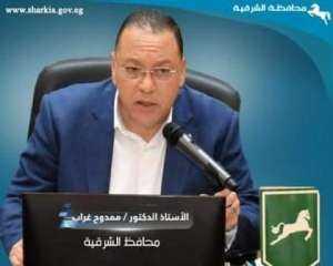 ضبط 2 طن فواكهه بدون فواتير بمدينة بلبيس بالشرقية