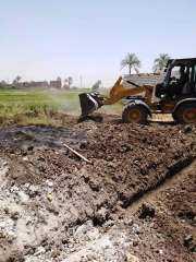 محافظ الدقهلية: إزالة497 حالة تعدي منهم 471 تعدي بالمباني و26 حالة تعدي بالزراعة